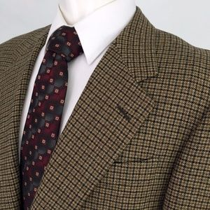 Hickey-Freeman Canterbury Cashmere Sport Coat 42L